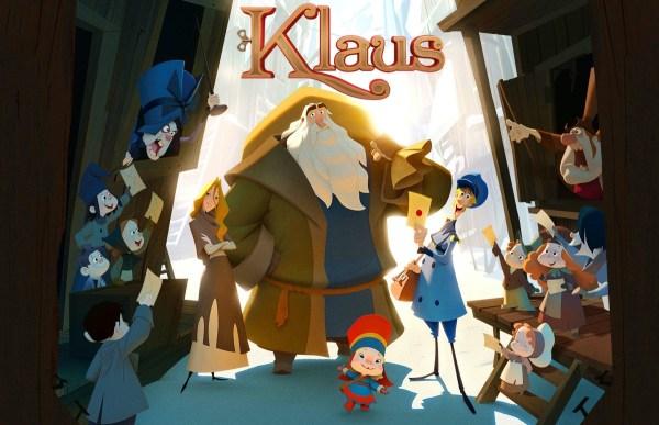 """Film """"Klaus"""" dostępny za darmo i bez logowania na Netflixie"""