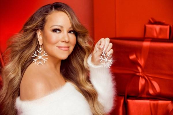 Mariah Carey i Spotify wspólnie przygotowują się do gwiazdki