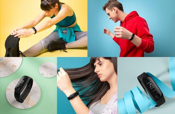 Mi Band 3i - zdjęcia urządzenia