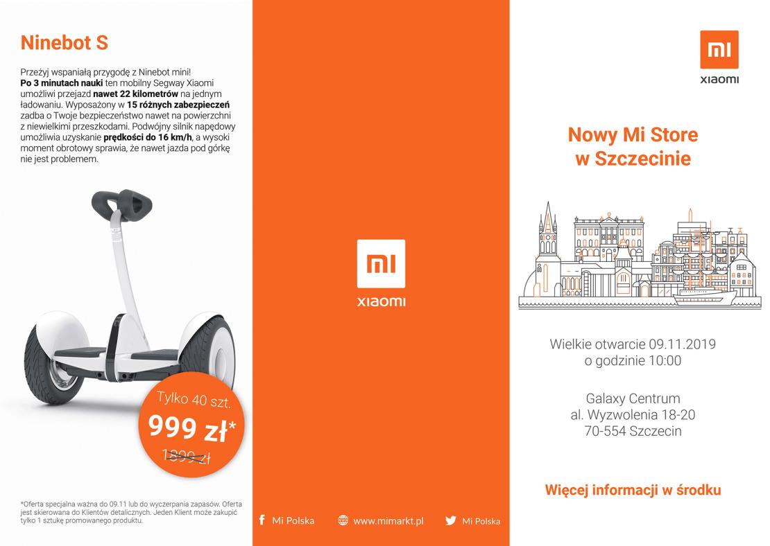 Xiaomi Mi Store w Szczecinie
