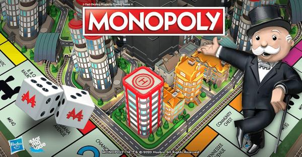 """Gra mobilna """"Monopoly"""" pojawi się już 4 grudnia"""