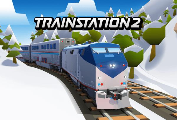 """Zostań potentatem kolejowym w """"TrainStation 2: Imperium kolei"""""""