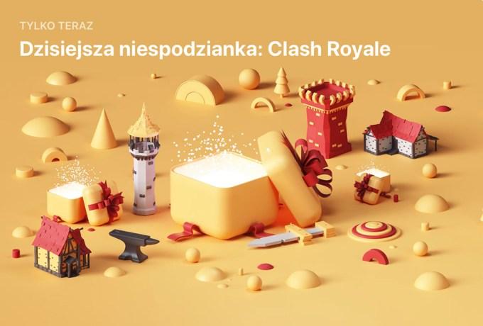 Niespodzianka App Store (25 grudnia): Clash Royale