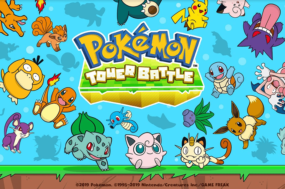Pokémon Tower Battle