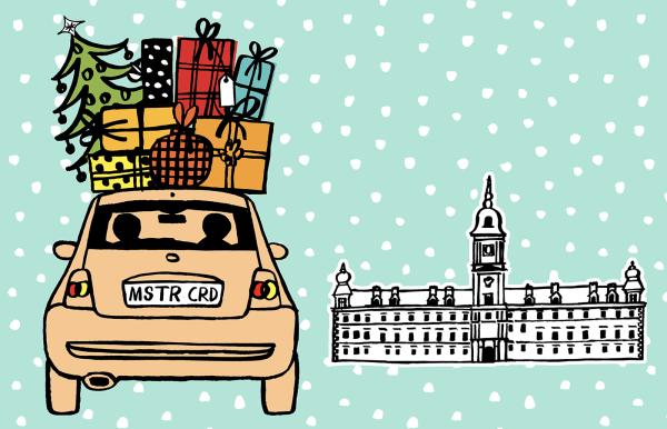 Polacy wracają do rodzinnego domu na święta, alena podróże wydadzą mniej niż na prezenty