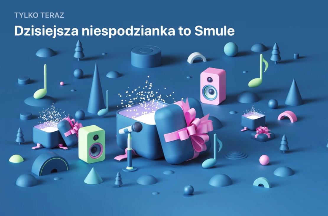 Niespodzianka App Store (25 grudnia): Smule