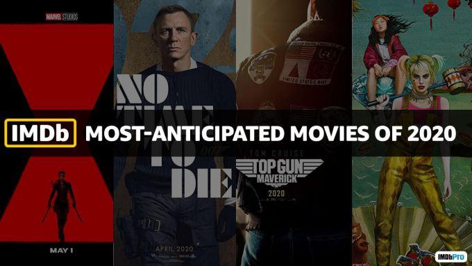 TOP 10 oczekiwanych filmów 2020 roku