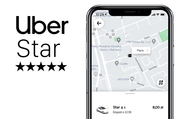 Czym jest i jak skorzystać z Uber Star?