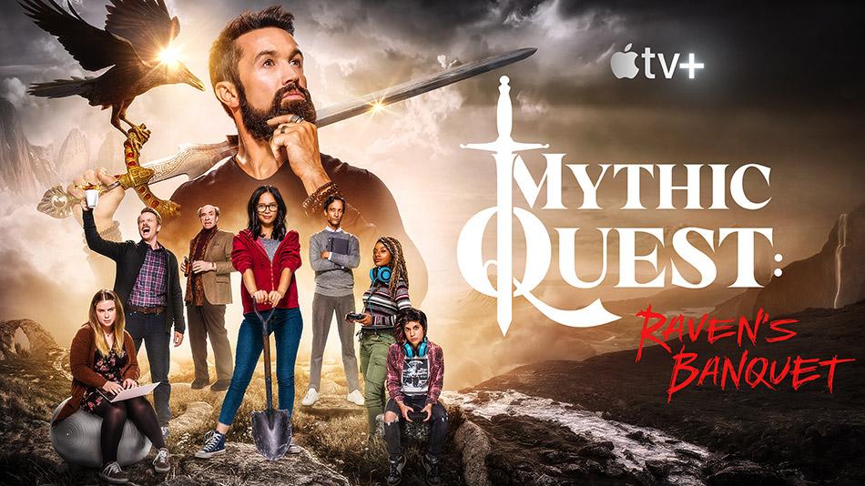 Mythic Quest (Apple TV+ 1Q 2020)