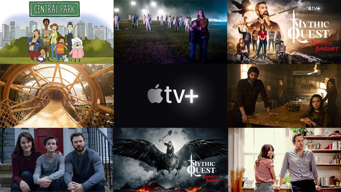 Zapowiedzi seriali na Apple TV+ (1Q 2020)