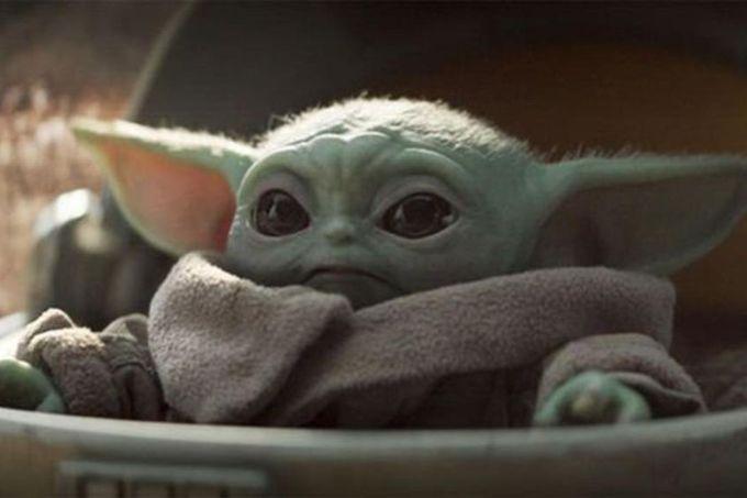 Baby Yoda (Mandalorian)