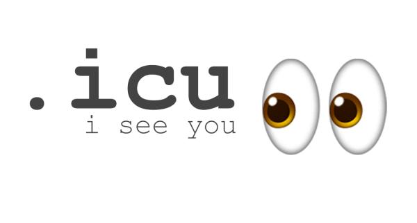 """"""".icu"""" najpopularniejszą domeną nietypową na świecie w 2019 roku"""