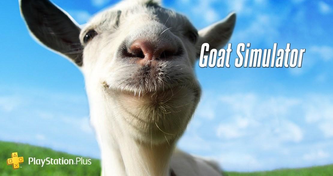 Goat Simulator (Playstation Plus, styczeń 2020)