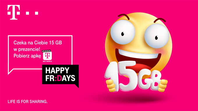 Happy Fridays w T-Mobile (30 i 31 stycznia 2020 r.)
