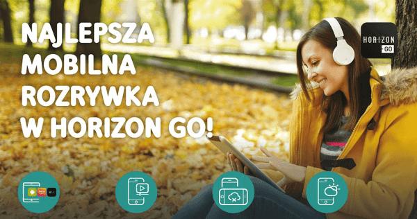 W aplikacji Horizon Go od UPC można oglądać już 157 kanały TV