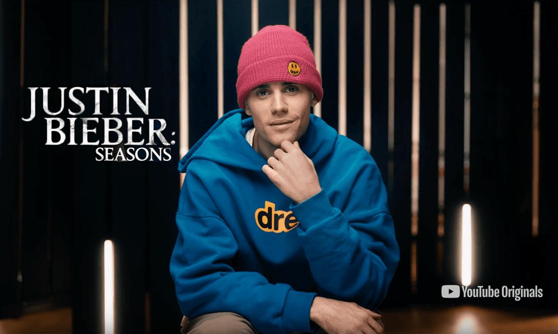 Justin Biebier: Seasons (YouTube Originals)