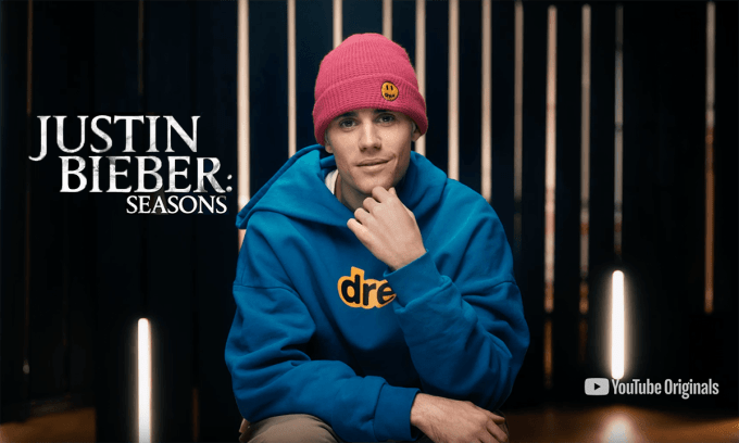 Justin Biebier: Seasons (YouTube Originals)