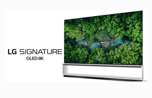 CES 2020: Telewizory LG Real 8K ze sztuczną inteligencją