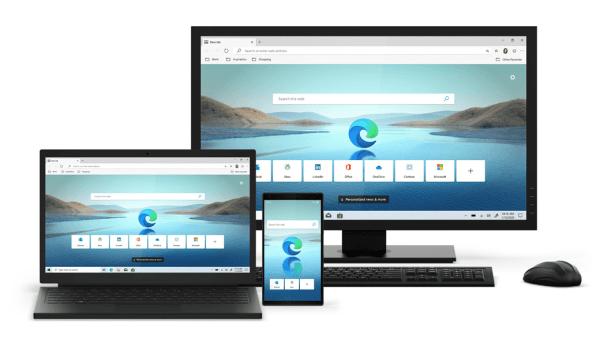 Microsoft Edge oparty na Chromium dostępny do pobrania!