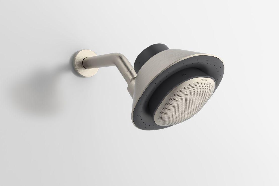 Moxie – głośnik w słuchawce prysznicowej