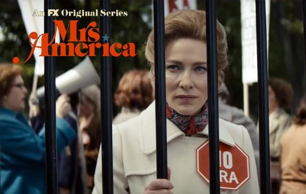 "Zobacz zwiastun miniserialu ""Mrs. America"" od FX i hulu"