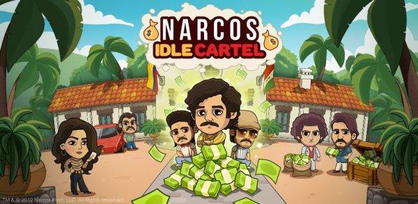 """""""Narcos: Idle Cartel"""" na podstawie serialu jeszcze w tym roku"""