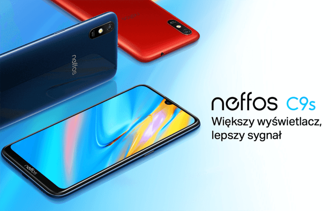 Neffos C9s (TP-Link)