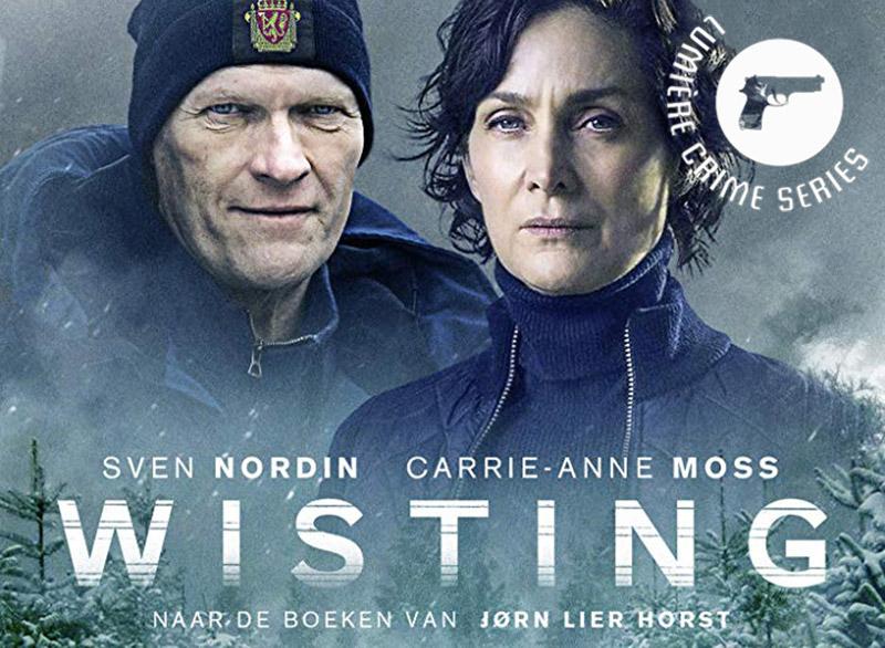 """Serial """"Wisting"""" na podstawie opowiadań Jørna Liera Horsta"""