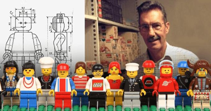 Jens Nygaard Knudsen - twórca figurek LEGO