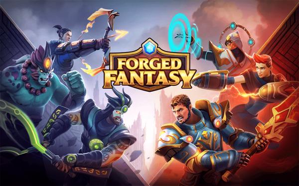 """W""""Forged Fantasy"""" dowodzisz osobliwymi wojownikami!"""