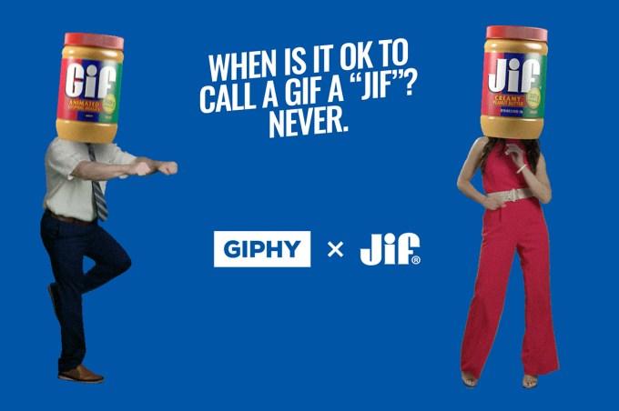 GIF vs. Jif