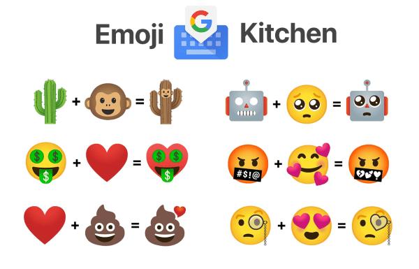 Gboard Emoji Kitchen pozwala łączyć i tworzyć nowe emoty!