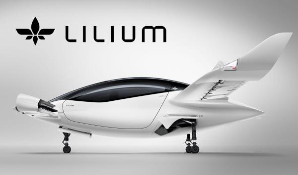 Taksówki powietrzne Lilium Jet już w 2025 roku!?