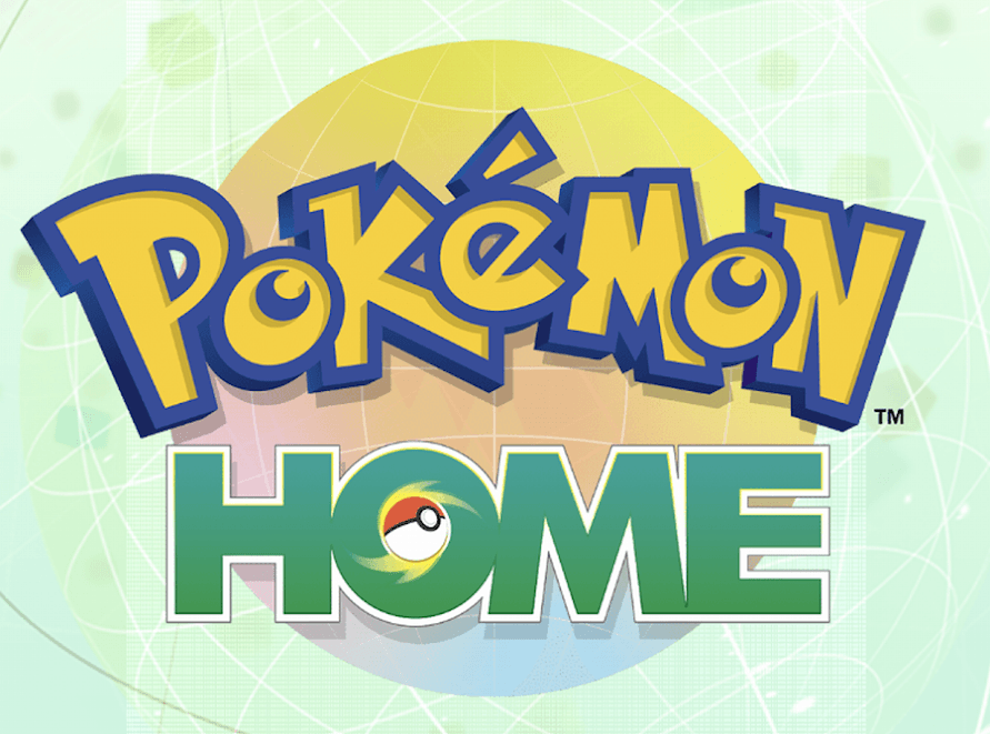 Pokemon Home App logo