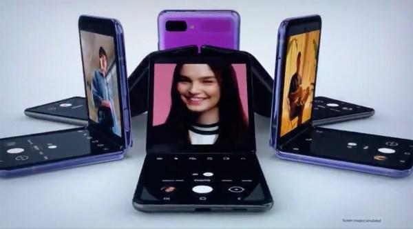 Samsung pokazał składanego Galaxy Z Flip w nowej reklamie