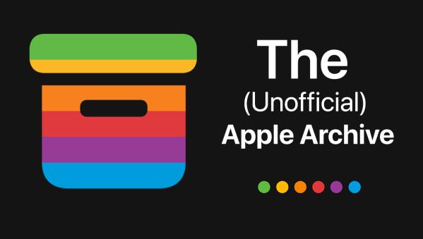Apple powinno stworzyć archiwum online dla swoich reklam