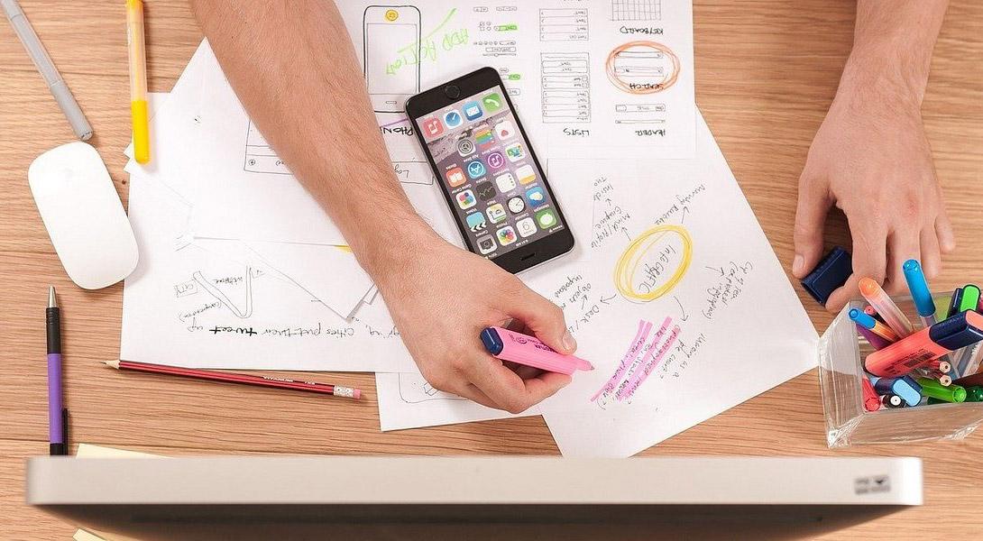 10 trendów w webdesignie 2020
