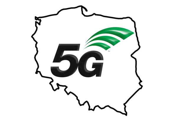 UKE uwolniło częstotliwość 700 MHz dla technologii 5G w Polsce