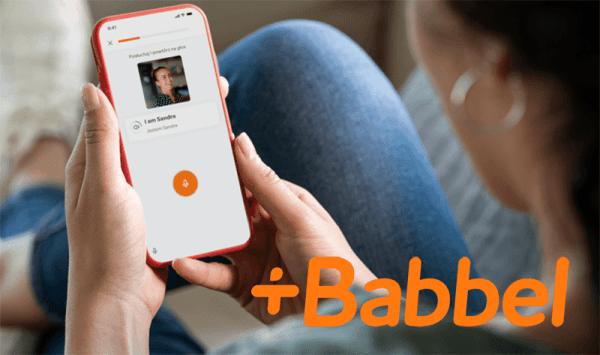 Darmowy miesiąc nauki języków obcych w aplikacji Babbel