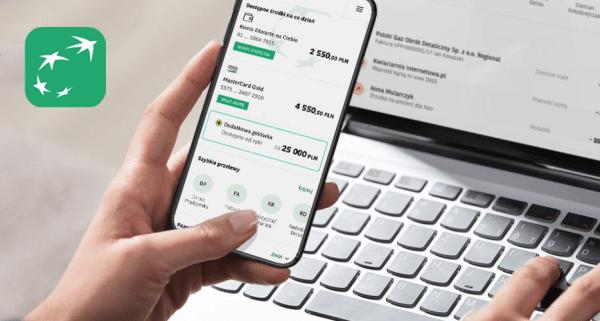 Już ponad 1 mln klientów BNP Paribas korzysta z GOonline i GOmobile