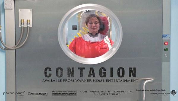 """Film """"Contagion – Epidemia strachu"""" z 2011 r. nagle stał się popularny…"""
