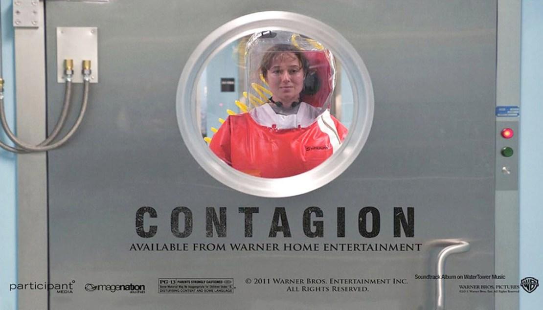 """Contagion – Epidemia strachu"""