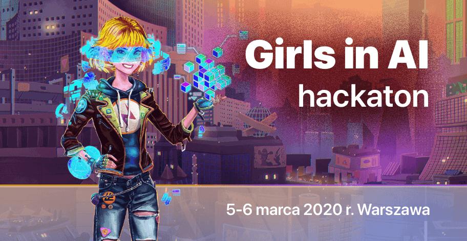 Girls in AI - hackaton, Warszawa 2020