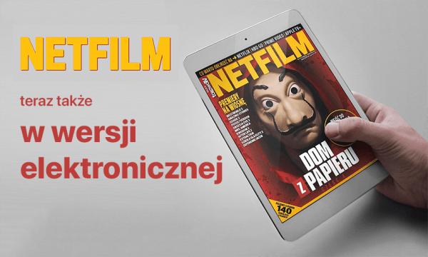 """Teraz """"Netfilm"""" także w formie elektronicznej!"""