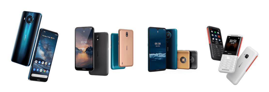 Nowości Nokia (marzec 2020)
