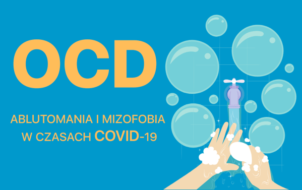 Częste mycie rąk może być problemem dla osób z OCD