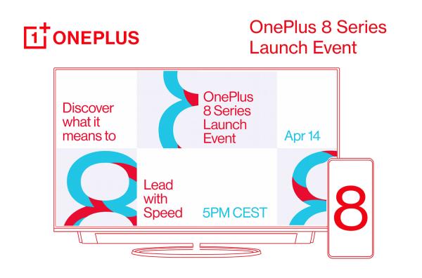 Oglądaj na żywo premierę OnePlus 8 5G i 8 Pro