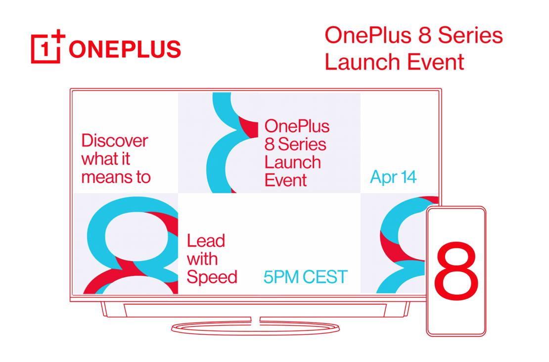 OnePlus 8 Series Launch Event 14.04.2020 r. godz. 17.00