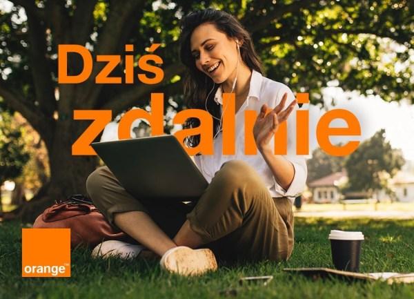 Orange daje wszystkim 10 GB i odkodowane kanały, żeby zostać w domu