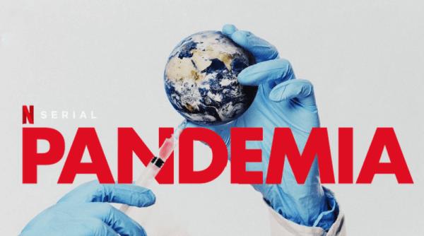 """Dokument """"Pandemia"""" o tym jak zapobiegać epidemii"""